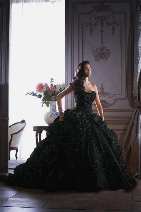 gothic wedding dress   The Goth Wedding » Indian Wedding Photography & Cinematography by ...