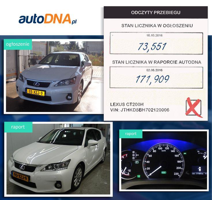 Baza #autoDNA- #UWAGA! #Lexus #CT https://www.autodna.pl/lp/JTHKD5BH702120006/auto/143035f2ab087160409ad157af8e3745a8dac96e