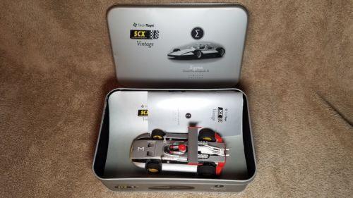 SCXW6910 Techni Toys SCX 1/32 Sigma Grand Prix Monoposto F-1 Slot Car NEW!!!