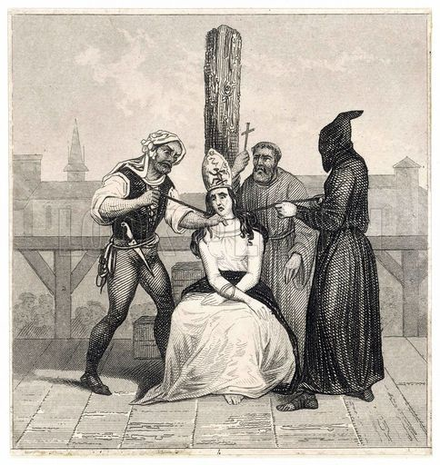 Agree, erotic execution by spanish garrote