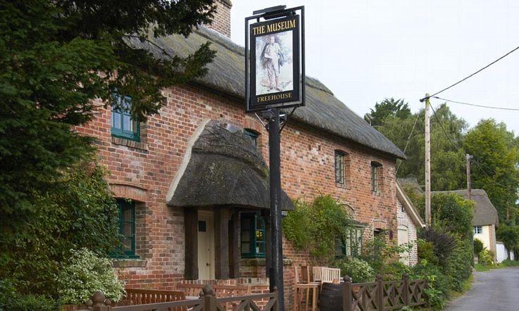 An Inspector Calls At... The Museum Inn, Farnham, Dorset