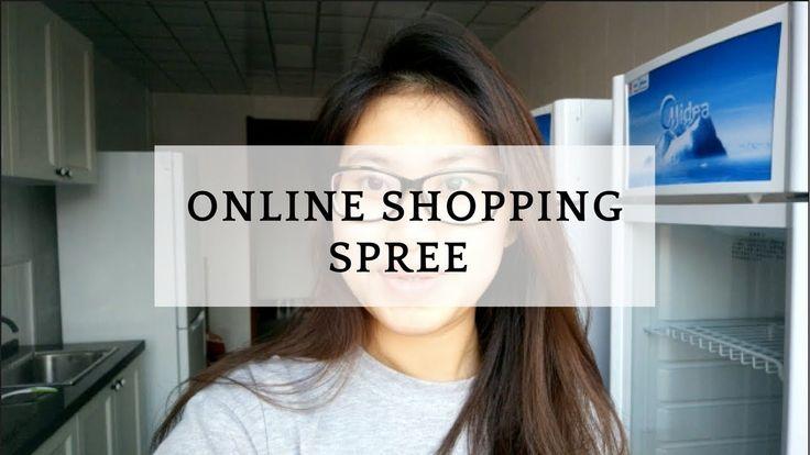 Online Shopping Spree | vlog 15
