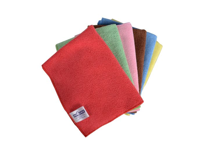 Microfiber Cleaning Cloths by Mipacko