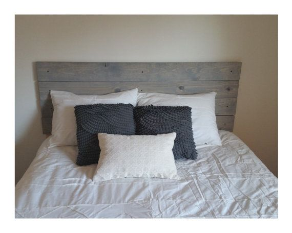 image cassic industrial bedroom furniture. Classic Gray Headboard - Bedroom Furniture Wood Bed | Home Pinterest Full Headboard, Early American And Nautical Image Cassic Industrial
