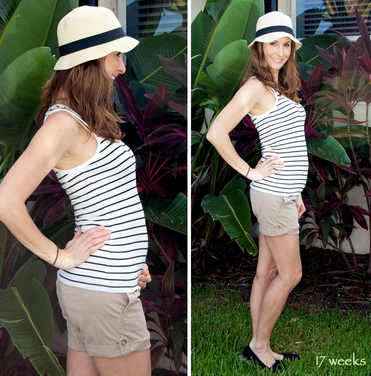 Pregnancy: 17 weeks Pregnant!    Casual and Comfy Summer clothes to wear to my son's school Carnival.