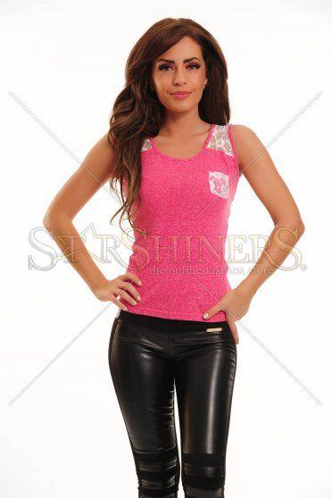 Top Fofy Summer Parade Pink
