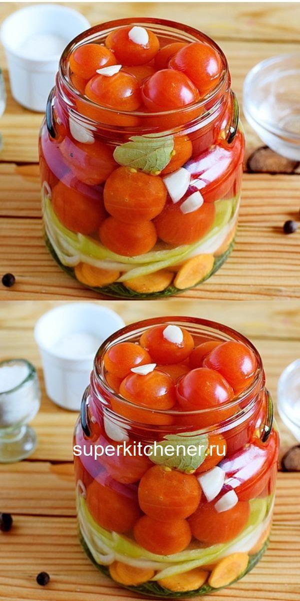 заготовка из помидор и перца на зиму рецепты