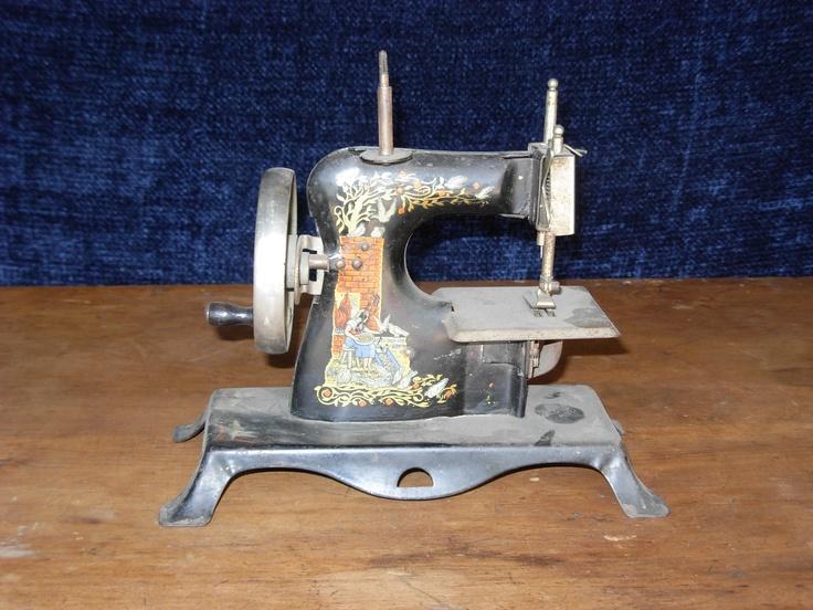 Máquina de coser, Sonia Carroza Antiguedades