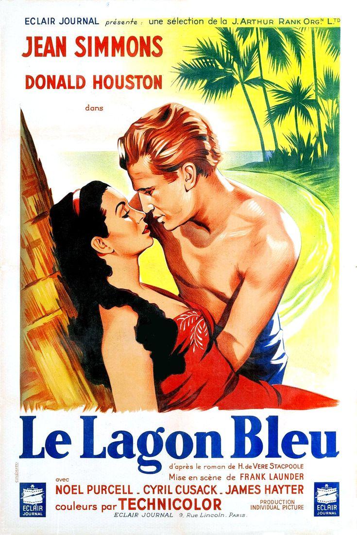 Le Lagon Bleu - film 1949