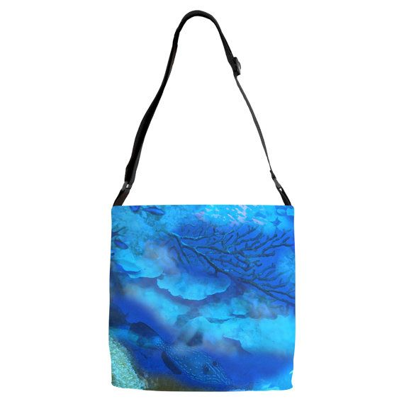 Tote Bag - Lincoln City View by VIDA VIDA vdJHj