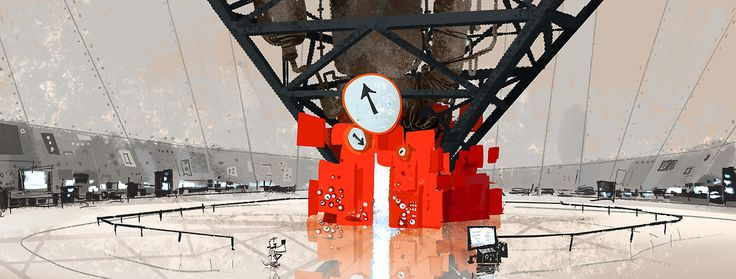 """визуальная разработка для машины времени г-Пибоди называют """"WABAC""""  Авторские права DreamWorks Animation 2012. http://timattheoffice.tumblr.com"""