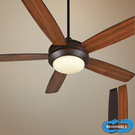 52 Craftmade Helios Oil Rubbed Bronze Gilded Ceiling