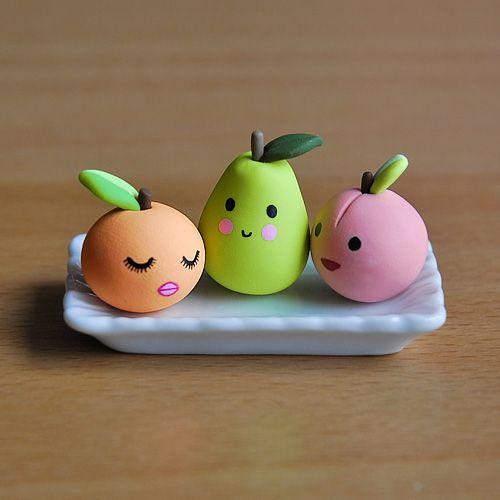joojoo: #polymer #clay #charms #polymerclay #cute