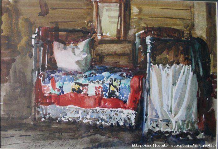 Абакумов Михаил. Лоскутное одеяло