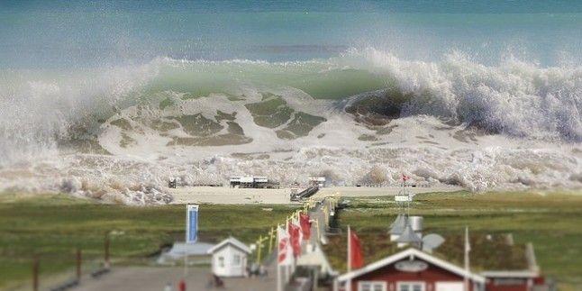 Dünyanın En Büyük Tsunami Felaketi