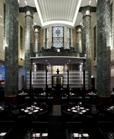 Rockpool Bar & Grill Sydney - this was one of my favorite places!