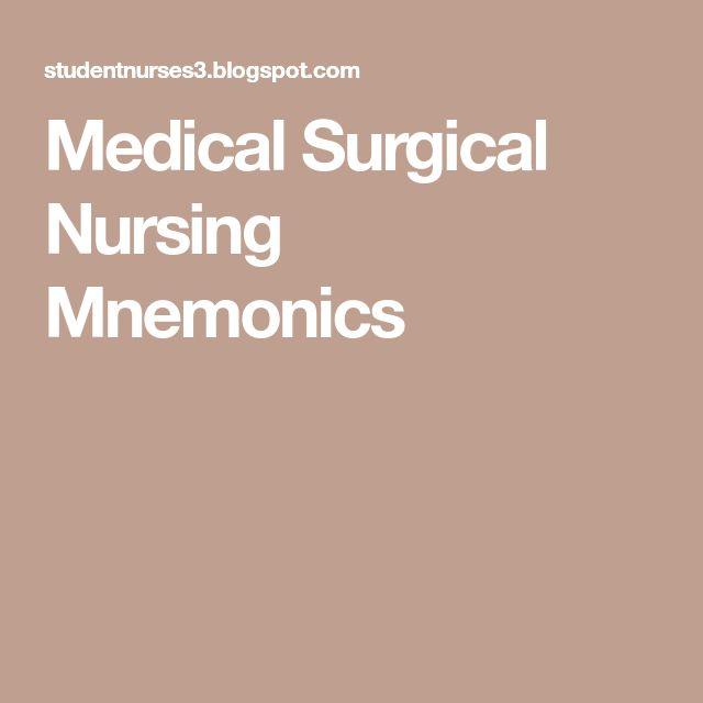 best 25 surgical nursing ideas on pinterest medical surgical plastic surgery nurse sample resume - Plastic Surgery Nurse Sample Resume