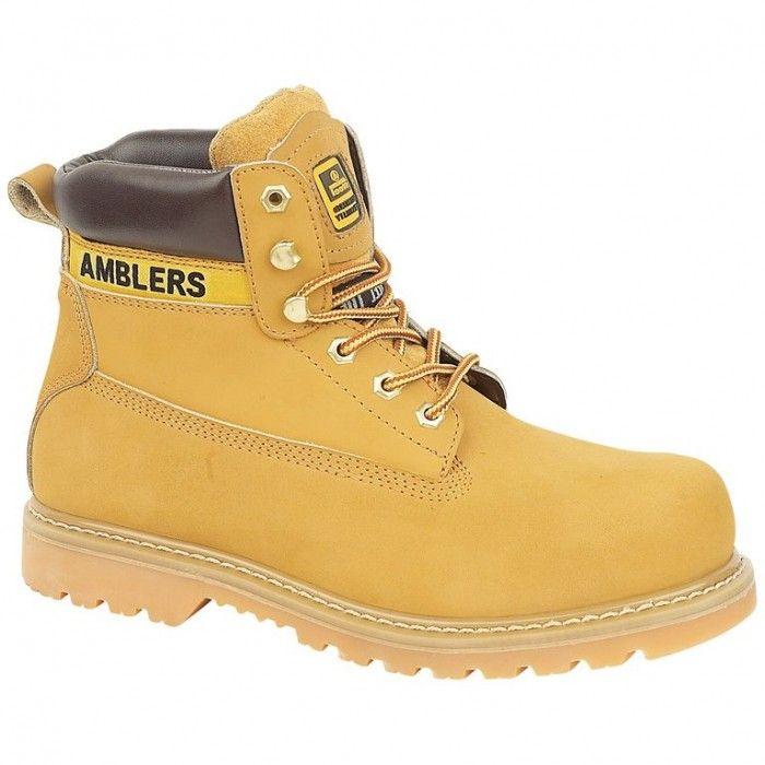 Amblers Steel FS7 Steel Toe Cap Boot / Womens Boots $53