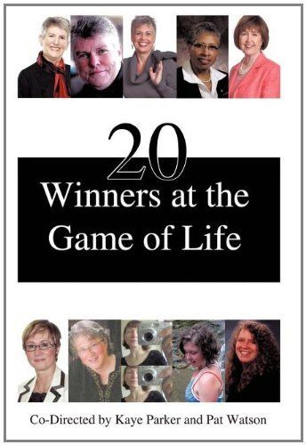 Taking Chances - my essay in this book. 20 Winners at the Game of Life by Kaye Parker, http://www.amazon.ca/dp/1425150462/ref=cm_sw_r_pi_dp_OaUpsb1RN1PCP