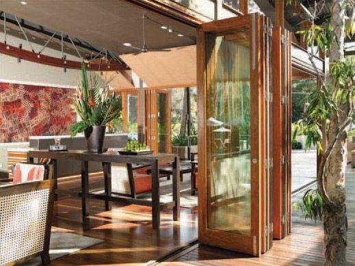 Lanai Doors...love them! & 8 best Lanai Doors images on Pinterest   Home ideas Bi fold doors ...