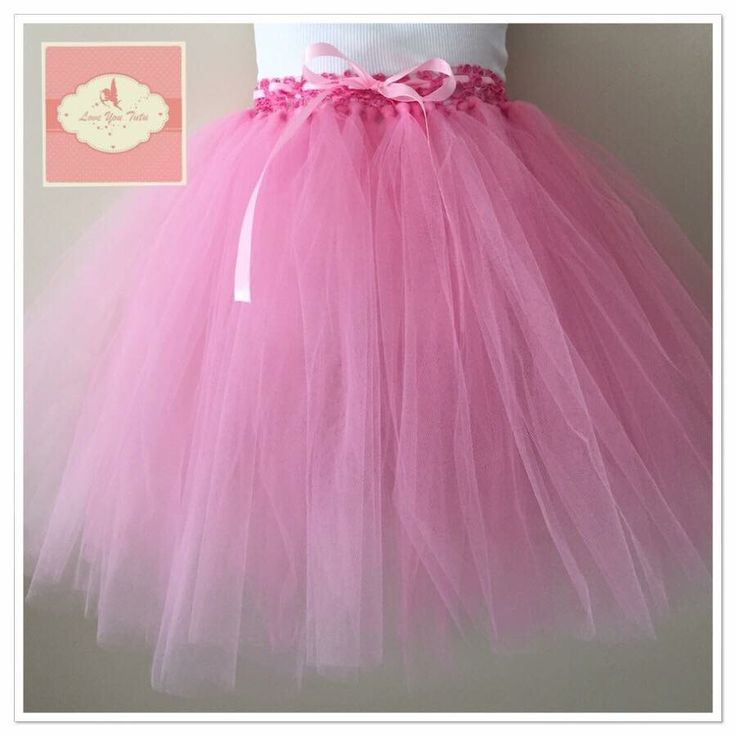 Pink  3/4 tutu skirt  Available on the website  www.loveyoututu.com.au