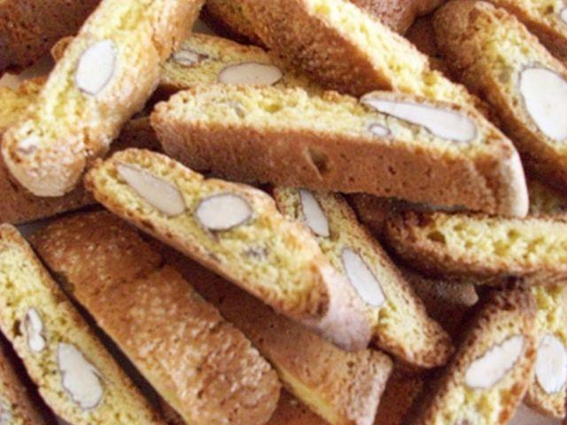 Mandlové sušenky - | Prostřeno.cz
