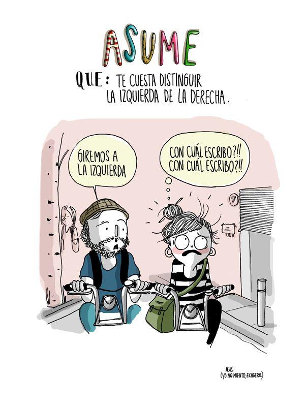 Agustina Guerrero: diario de una volátil ·asume que: no distingues·