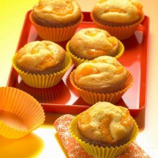 Mandarinos joghurtos muffin