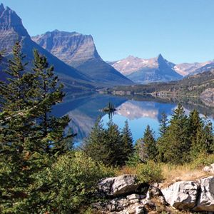Glacier National Park's top wow spots | St. Mary Lake