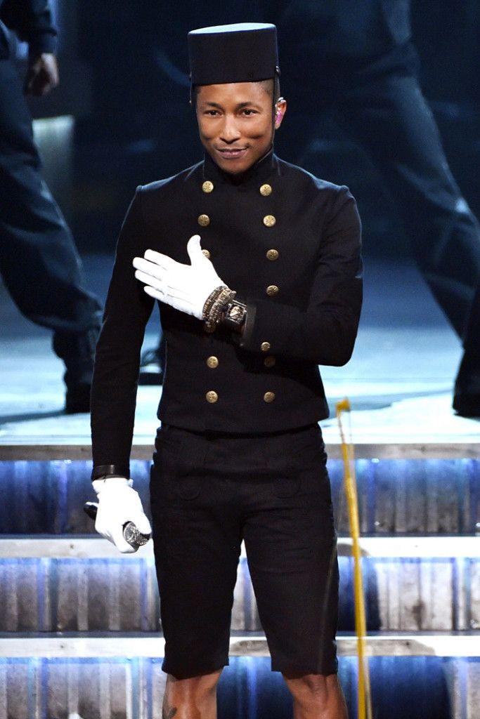 pharrell as bellboy - Google Search