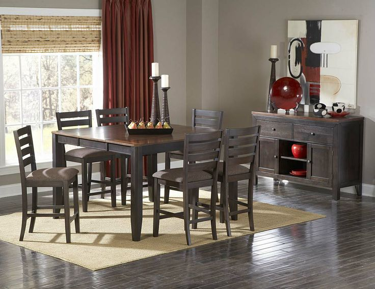 Homelegance 5341 36 Natick Counter Height Table Set Part 75