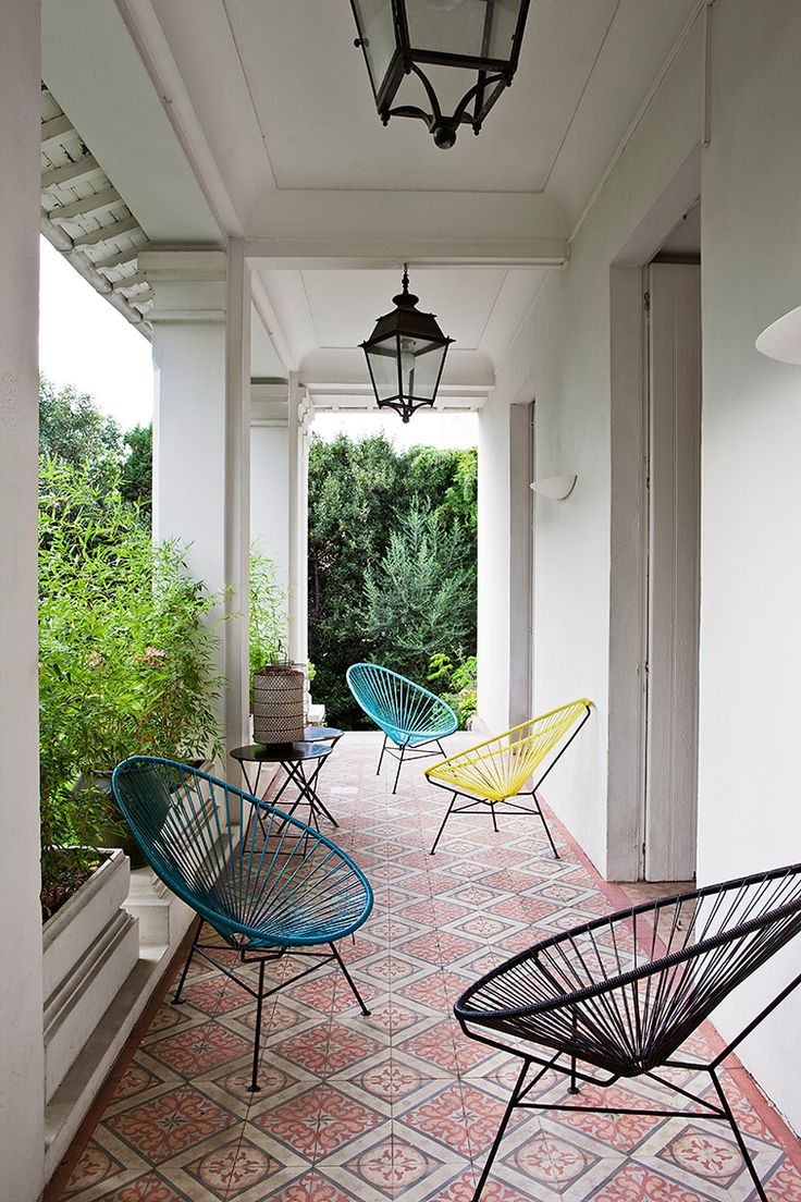 Acapulco chair on patio - Find This Pin And More On Acapulco Chair