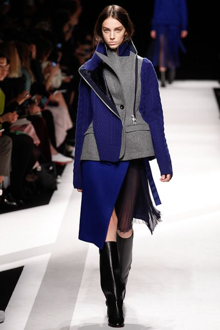 Sacai   Fall 2014 Ready-to-Wear Collection   Style.com