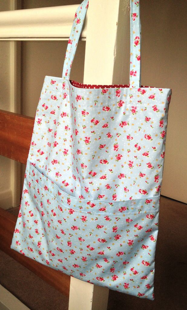 Large tote from Cath Kidson's Sew!