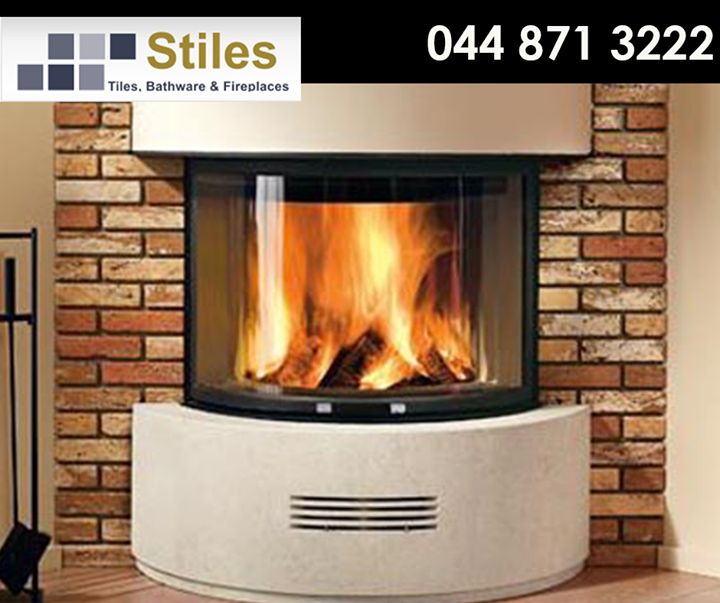 #Piazzetta fireplaces, such as this gorgeous #Cervia give you peace of mind day after day. For more information, call #StilesGeorge on 044 871 3222. #Warmth
