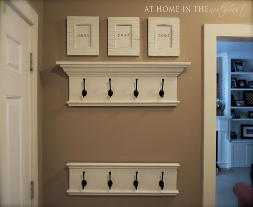 DIY shelves with excellent tutorial (HoH88)