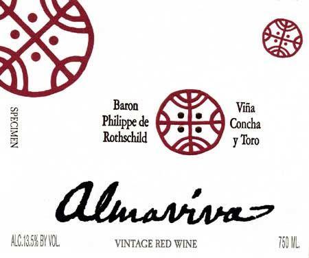 Almaviva Vino. Top Wine. Chile