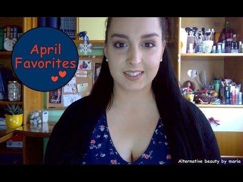 April Favorites  Alternative beauty