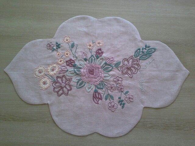 Brazilian embroidery for mom