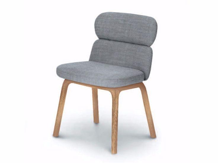BLISS Cadeira de tecido Coleção Bliss by arflex design Mario Ruiz