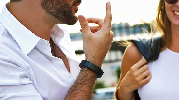 Oh, This Bracelet? It's Just My Wearable Device Charger
