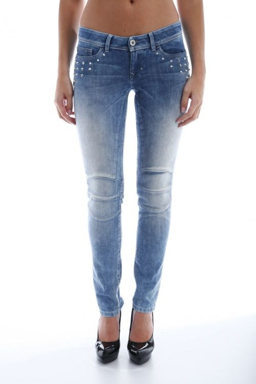 Salsa Slim Shape-Up 1st Level jeans Woman  921119061110641