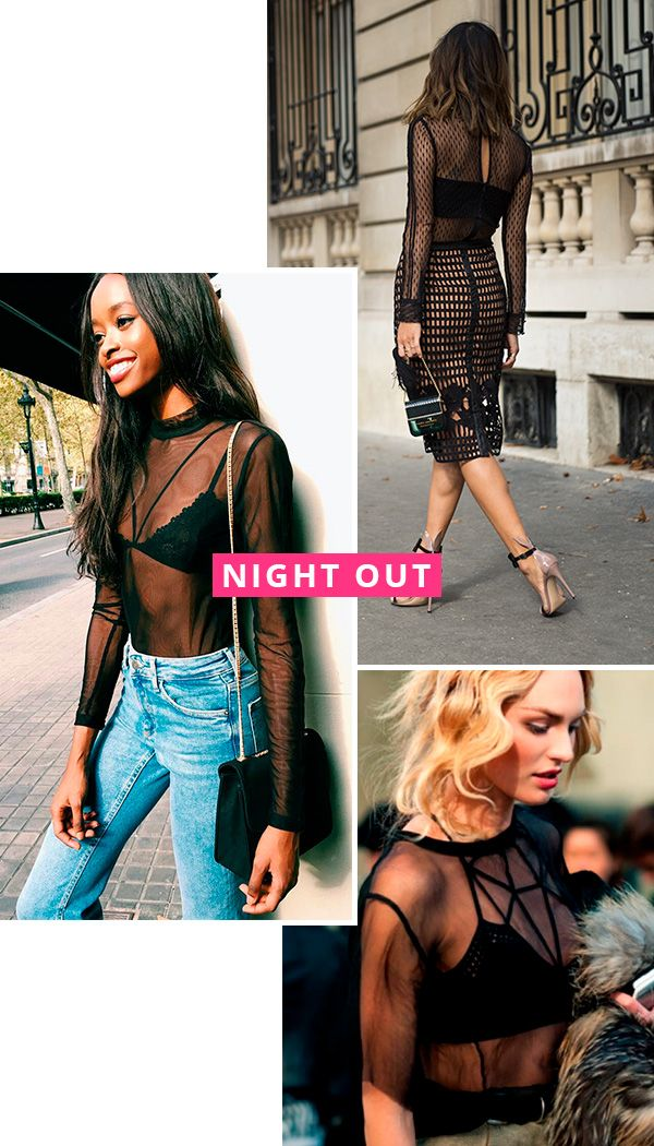 night out intimissimi