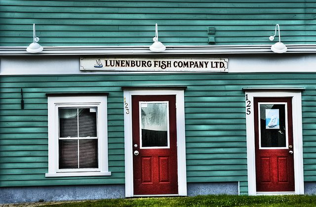 Lunenburg Fish Co, Ltd