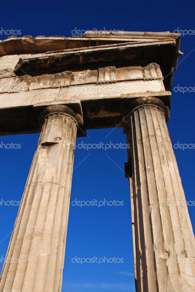 depositphotos_9828391-Greek-Columns-ancient-Greece.jpg (683×1023)