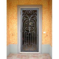 Wrought Iron Gate Door. Customize Realizations. 565