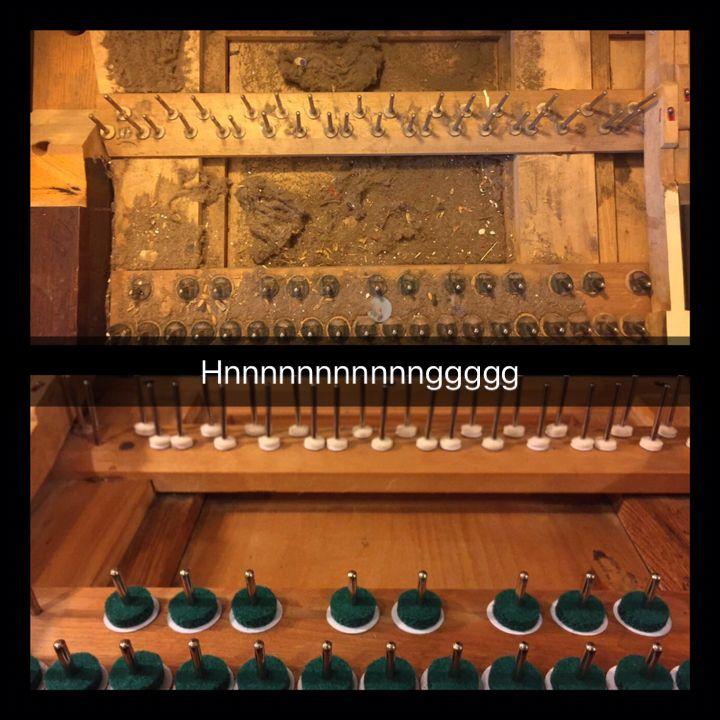 DIY Home Decorations Blog  70yr old kimball piano restoration  http://ift.tt/2oe0Bjf