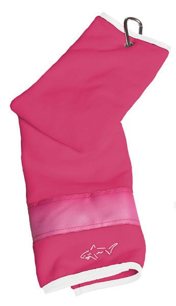 Greg Norman Pretty In Pink Towel