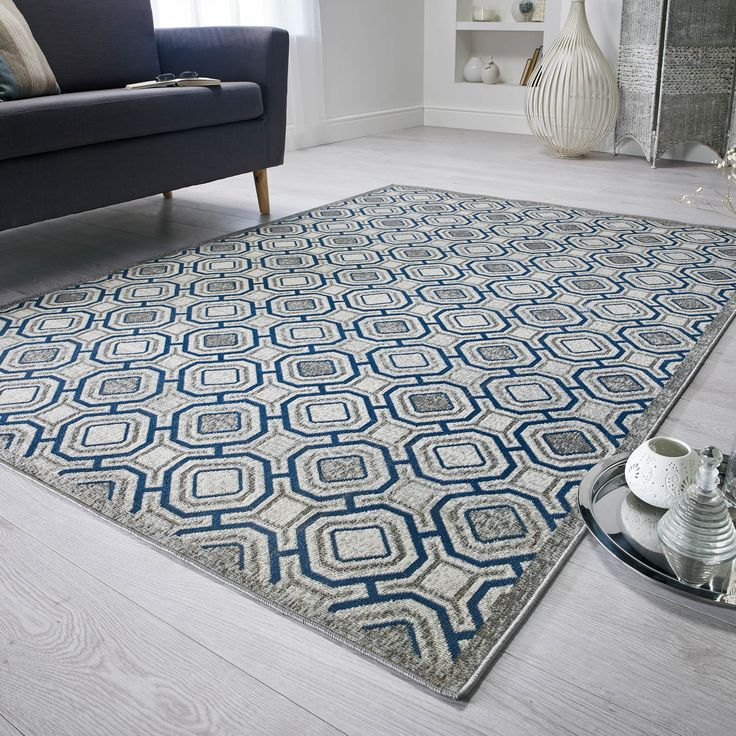 New 237 best Blue Rugs images on Pinterest SF19