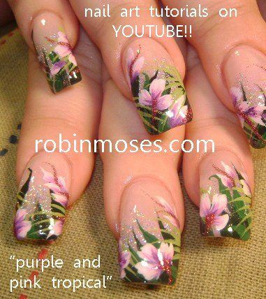 Flower Nails                                                                                                                                                      Plus
